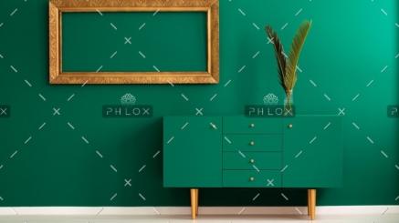 green-and-gold-interior-PZ7WEG9